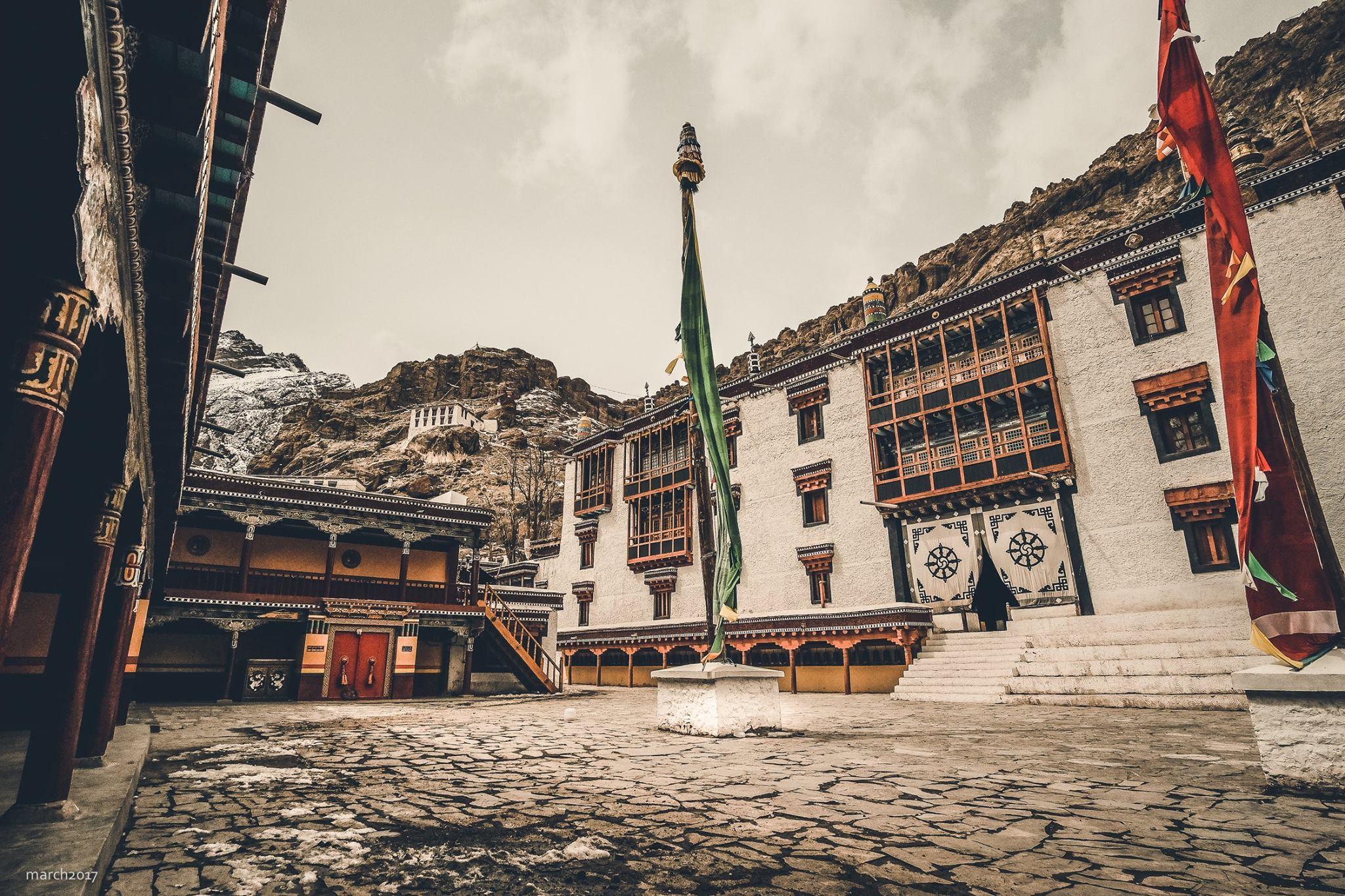 Hemis Monastery 2