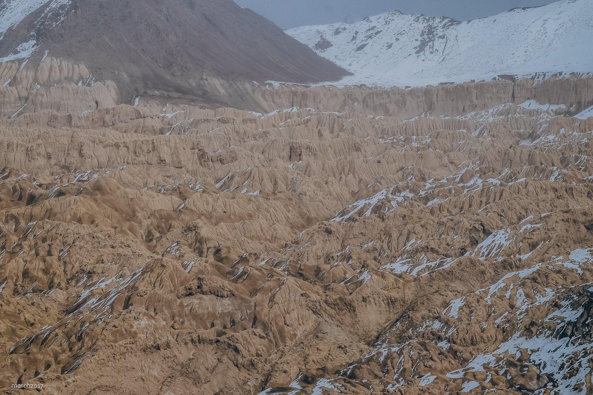 Lamayuru, the moon land of Ladakh